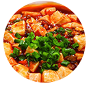 【<span>麻婆豆腐】</span>