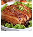<span>【梅菜扣肉】</span>