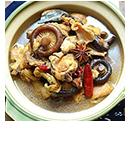 <span>【小鸡炖蘑菇】</span>